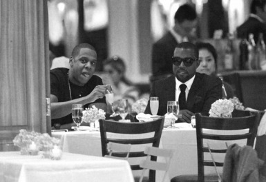 Mr West - POWER f. Jay-Z & Swizz Beatz